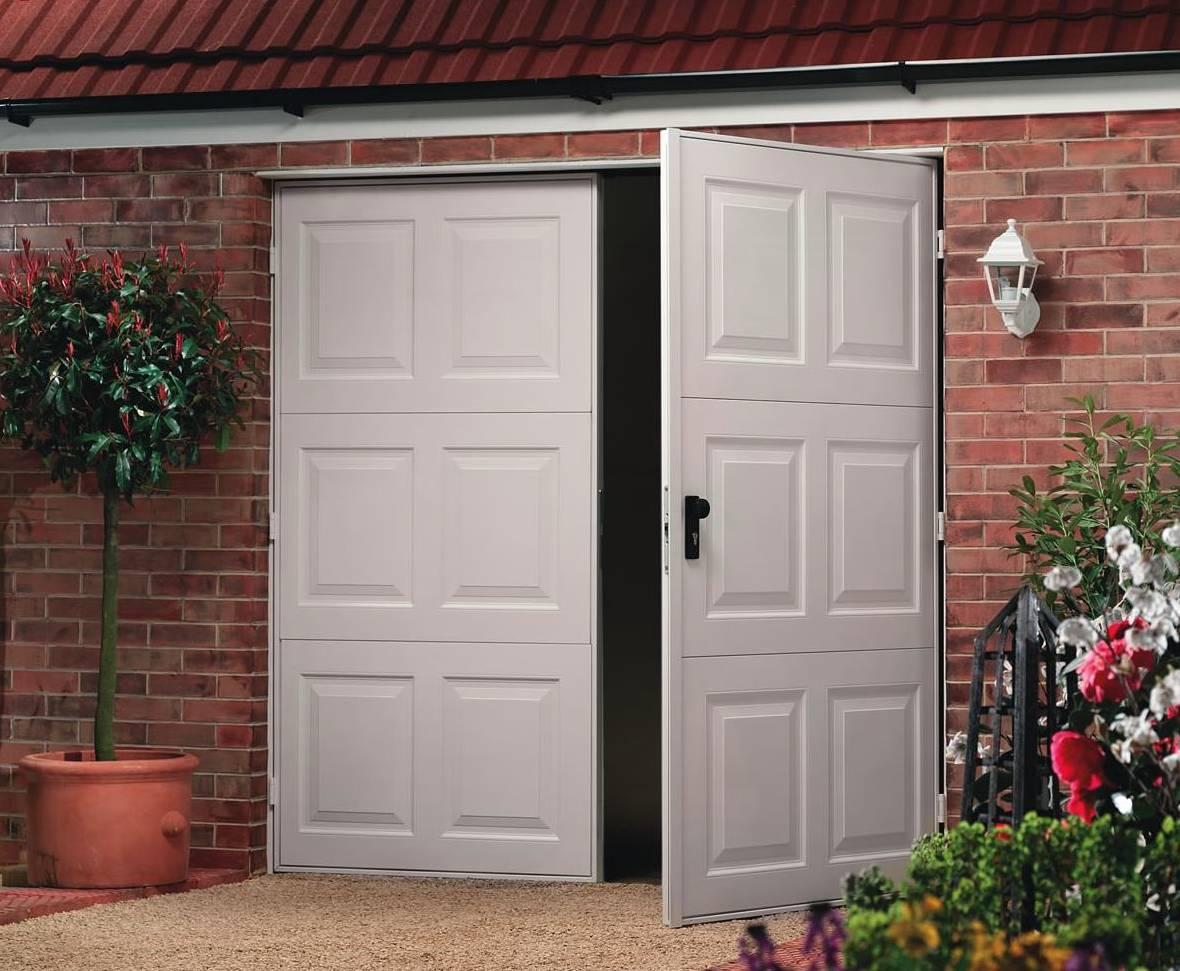Side hung garage door repairs in Ipswich